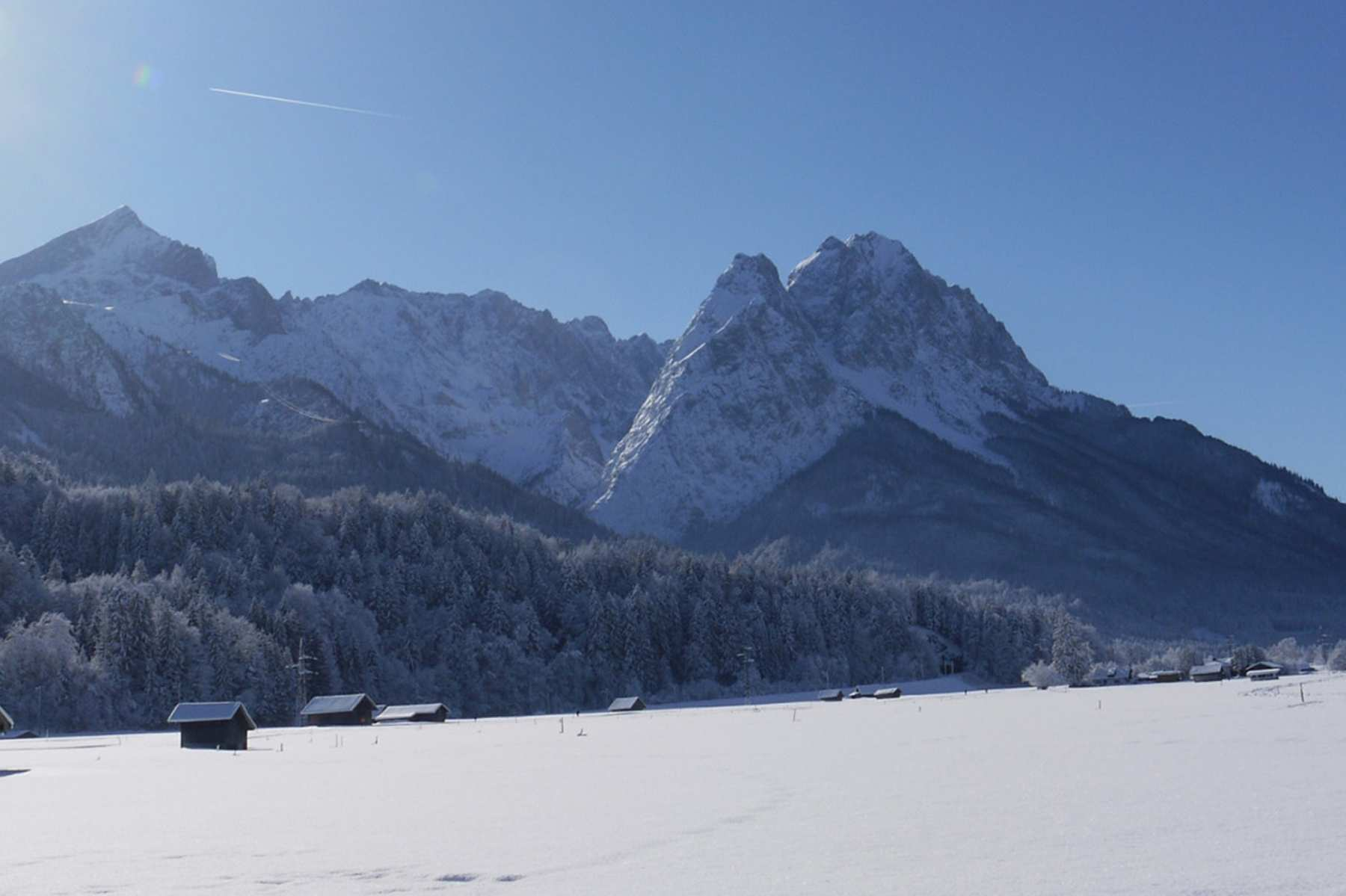 Winterurlaub in Garmisch-Partenkirchen